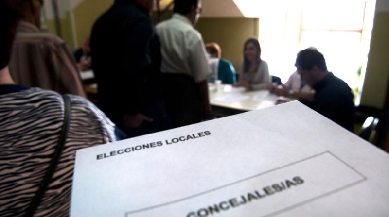 elecciones municipales voto por partidos mesa a mesa