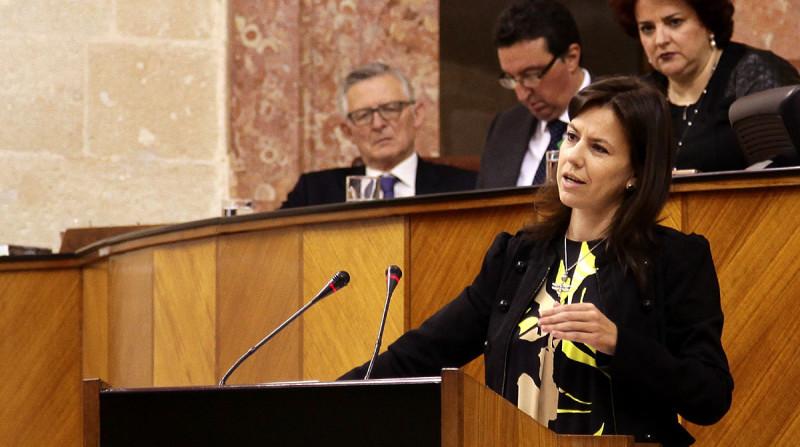 parlamento de andalucía ana vanessa garcía